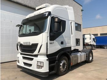 Gjysmë-kamion IVECO STRALIS AS440S48 EURO 6 KM 200.000
