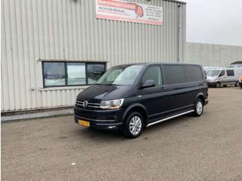 Volkswagen T6 Transporter 2.0 TDI L2H1 DC Highline Automaat Dub Cab,Airco,Cr - furgon