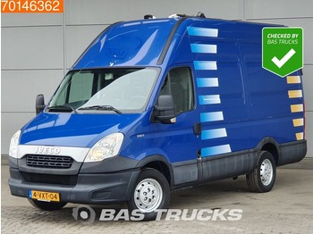 Iveco Daily 35S17 3.0 170PK L3H3 Laadklep Airco Cruise Camera 10m3 A/C Cruise control - furgon frigorifer