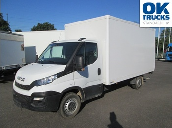 IVECO Daily 35S16 Koffer/LBW KLIMA - kamioncine me kontinier