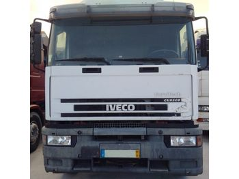 IVECO Eurotech 190E31 left hand drive 19 ton coming soon ZF manual - kamion kabinë-shasi