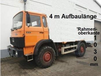 Kamion kabinë-shasi Iveco Magirus 80 16 A/4x4 80 16 A/4x4, Fahrgestell Standheizung