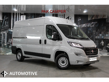 FIAT Ducato Fg 35 L2H2 160CV Pack Camper / Android Auto & Apple Carplay - furgon kamper