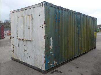 20' x 10' Containerised Office/Toilet - kontejner ndërtimi