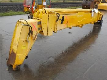 Telescopic Arm to suit JCB 535-140 - vinç me krah