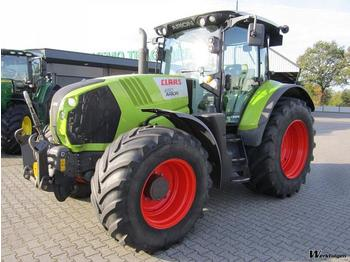 Claas Arion 650 Cmatic - traktor me goma