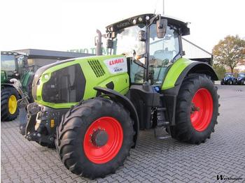 Claas Axion 810 C-Matic - traktor me goma