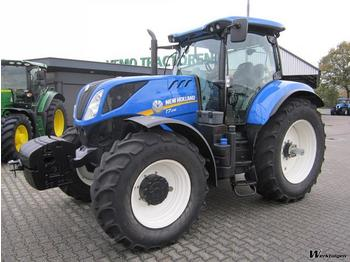 New Holland T7.245 PC - traktor me goma