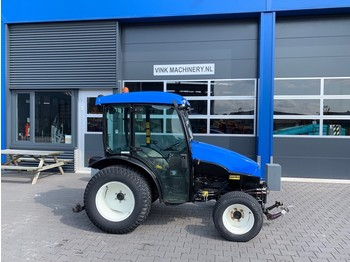 New Holland TCE 40 Tractor - traktor me goma