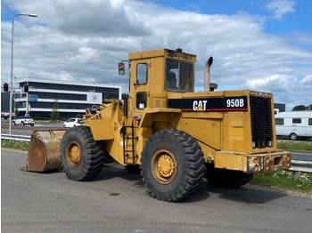 Caterpillar 950B Wheel Loader - fadromë me goma