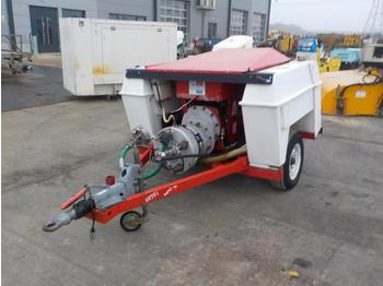 Harben Single Axle Jetter Pressure Washer - kompresor ajri