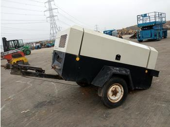 Ingersoll Rand Single Axle Compressor - kompresor ajri
