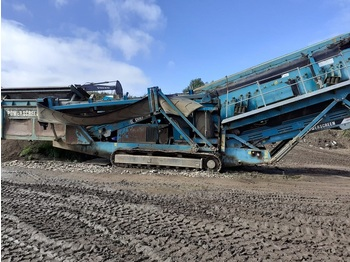 Powerscreen Chieftain 2100 - makineri minerare