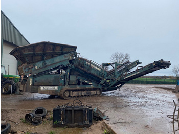 Powerscreen Warrior 1400 - makineri minerare