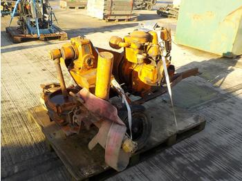 Water Pump, Lister Engine (Spares) - pompë uji
