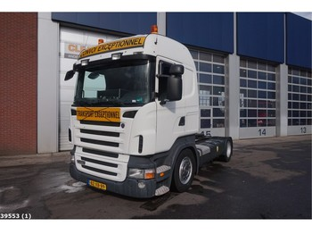 Scania R 420 Euro 5 Manual Retarder - njësia e traktorit