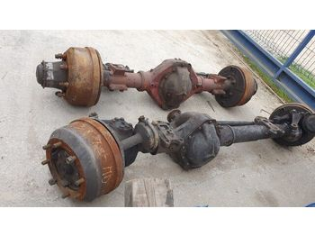 MERCEDES-BENZ /Front Differential steering Axle AL3/8 - 731.341/ - aksi i përparmë