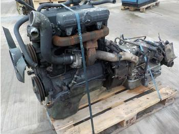 Mercedes 4 Cylinder Engine, Gear Box - kutia e marsheve
