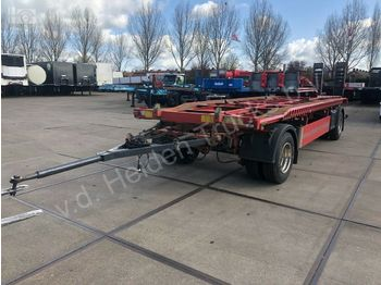 Rimorkio roll-off/ skip loader ROHR RAW/18 AC | 2x MB Assen